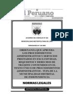 Separata Especial 2 Boletín 21-08-2015 Normas Legales TodoDocumentos.info