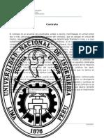 Todo Sobre Contratos legales Peru