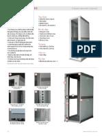 E-Series Network Cabinet Data Sheet
