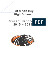 Student Handbook HMBHS 2015-16
