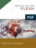 Poetics of the Flesh by Mayra Rivera