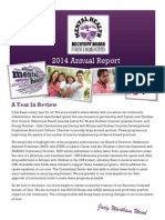 Mental Health & Recovery Board of Wayne & Holmes Counties 2014 annual report