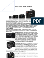 O que todos devem saber sobre câmeras