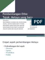Pembentangan Ethic
