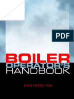 Boiler Operator's Handbook by Kenneth S Heselton