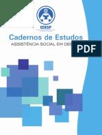 Cadernos de Estudos Edesp Assistência Social Em Debate
