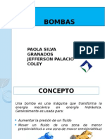Bombas Mtto