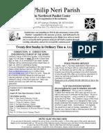 Bulletin Aug. 23