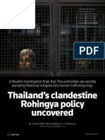 Thailand's cladestine Rohingya policy uncovered