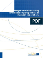 Estrategia Comunicacion Reinsercion