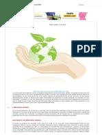Medio Ambiente y Producción_ Mercados Verdes