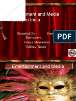 Entertainment and Media Presentation