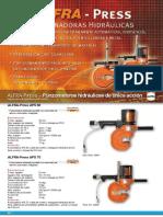 Maquinas y Accesorios-Punzonadoras Hidraulicas-Alfra