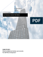 Auth Shield Case Study-Better User Security for Enterprises Powered by SAP ERP
