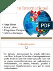 Entorno Internacional Pre