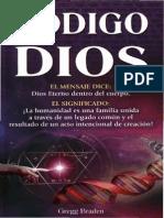 Codigo de Dios -Gregg Braden FB JF 283