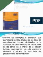 Ejecución Contractual 2015