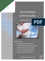 documentos contractuales