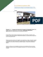 20-08-2015 Puebla Noticias - Educación de Calidad, Prioridad de Mi Gobierno, RMV