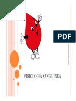 Fisiologia Sanguinea Clase Farm