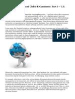 Digital Signatures and Global E-Commerce