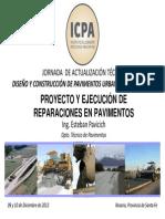 09 - Proyecto y Ejecución de Reparaciones en Pavimentos