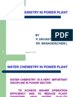 Chemistry in Power Plant