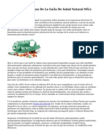Sanamente App, Goza De La Guía De Salud Natural Más Completa