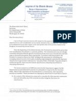Trey Gowdy's July 8 letter to John Kerry