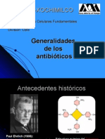 LOS ANTIBIOTICOS
