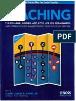 Teaching the C3 Framework