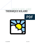 Thermique Solaire Yve Janot