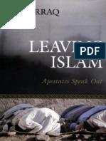 Ibn Warraq - Leaving Islam. Apostates Speak Out [2003]