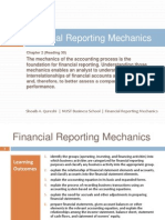 Financial Reporting Mechanics