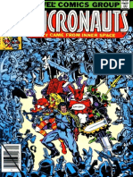 The Micronauts 9 Vol 1