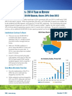 Q4 2014 SMI Fact Sheet
