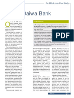 Daiwa Bank Caso practico de riesgo