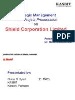Strategic Management Final Project Presentation On