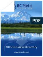 MEDC Business Directory August 2015