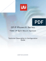 CFIP Phoenix IDU+ODU Technical Description
