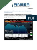 Por Qué Los Mercados Financieros Están Perdiendo Valor Agosto 2015