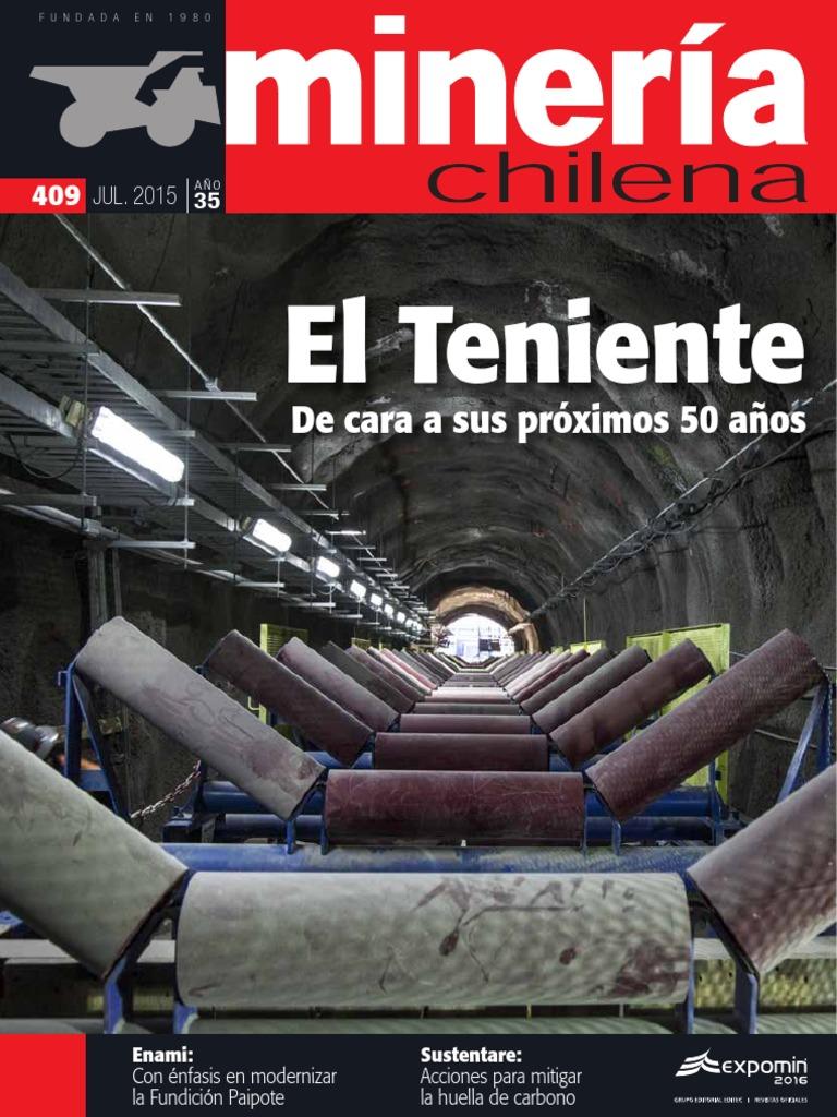 ea5c93a3269 Revista Mineria Chilena