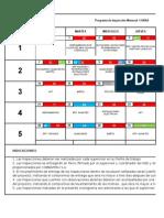 Planner Inspecciones Abril 2014