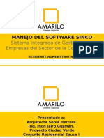 Manual Sinco