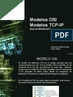 Exposición Redes (Modelo OSI y Modelo TCP/IP)