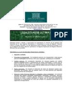 Ley Reformatoria LRTI