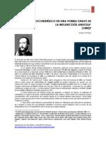 Del Delirio Hipocondriaco En Una Forma Grave De La Melancolia