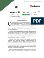 Economía en El Suelo - La Jornada