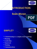 Commissioning Process Plant Section 1 Introduction