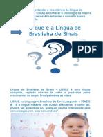 Cronologia Histórica Da Linguagem Brasileira de Sinais